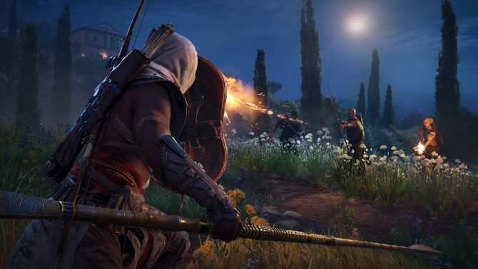 Assassin's Creed Origins Preview -- A Fresh Start for the Franchise