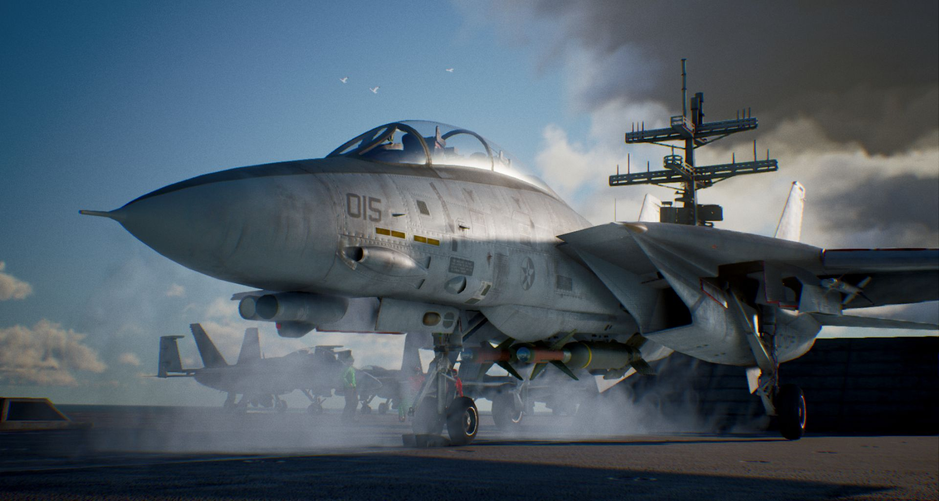 Ace Combat 7: Skies Unknown for PS4, Xbox One and PC Gets