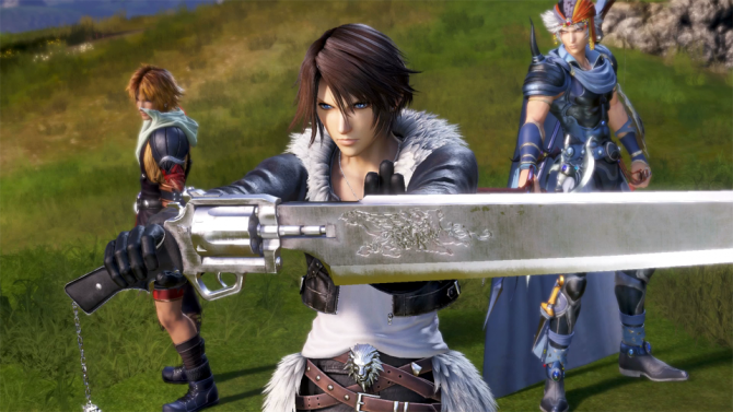 Dissidia Final Fantasy NT Interview -- Devs Talk PS4, Development, Characters, and Much More