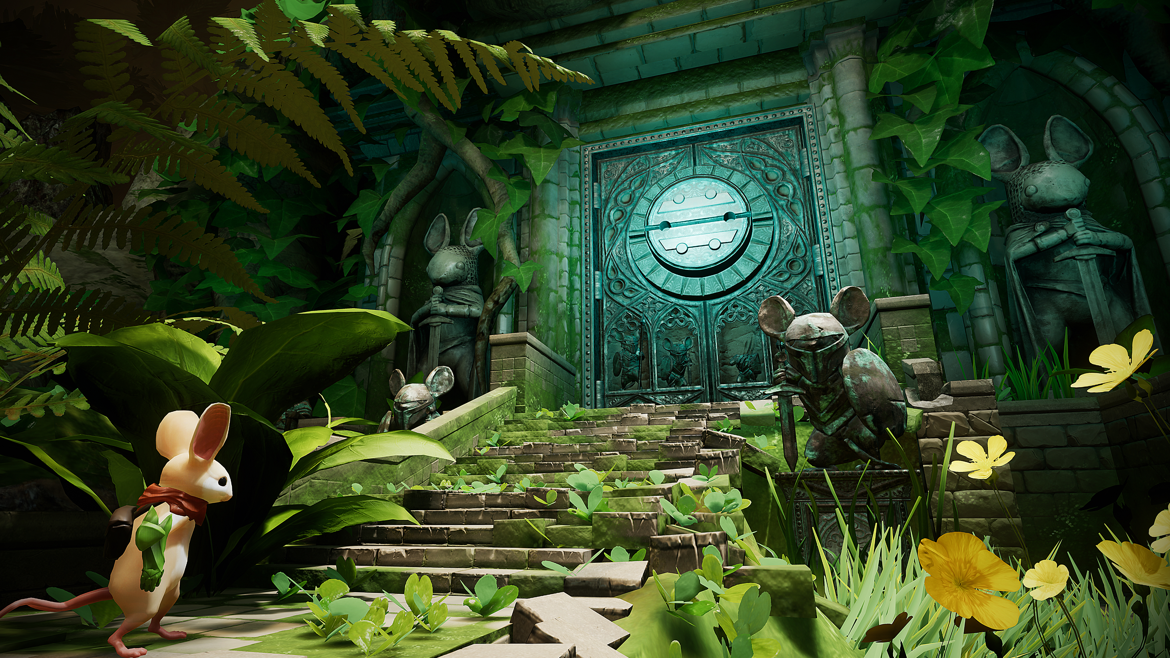 Moss Interview -- Polyarc Director Tam Armstrong Discusses VR and Storytelling Elements