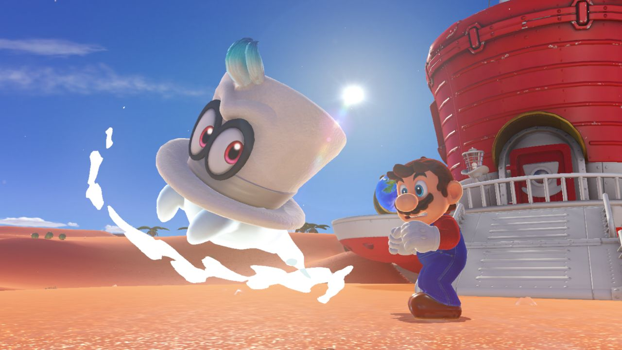 Super Mario Odyssey Preview -- Welcome to New Donk City