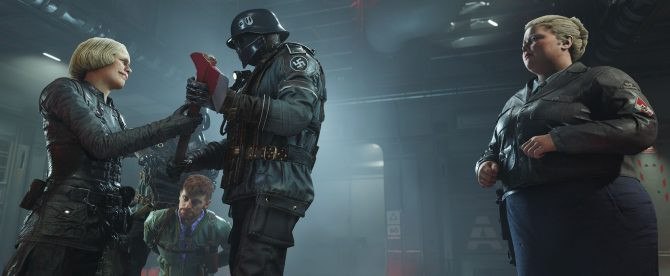 Wolfenstein II: The New Colossus Preview -- A Nazi Killing Machine on Wheels