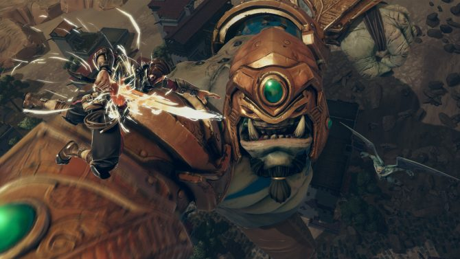 Extinction Interview -- Executive Producer Talks Inspiration, Attack on Titan Comparisons, and Nintendo Switch