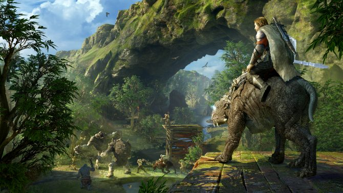 Middle-earth: Shadow of War Interview -- Composer Talks Difference Between Working on Games and Film