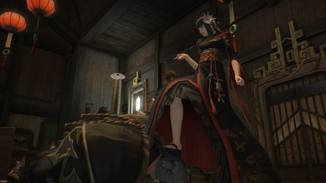 Final Fantasy XIV Interview -- Stormblood's Success, Romance, Graphics Upgrades and More
