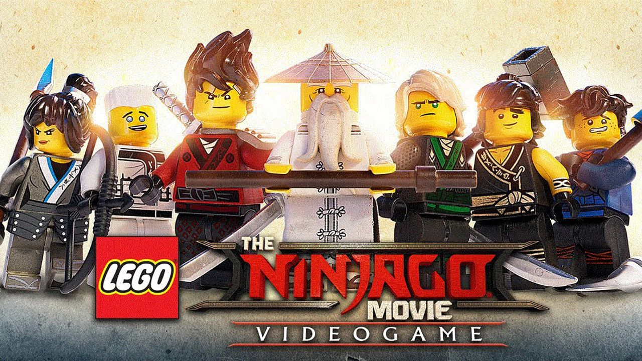 The LEGO Ninjago Movie Video Game Releases on PC and