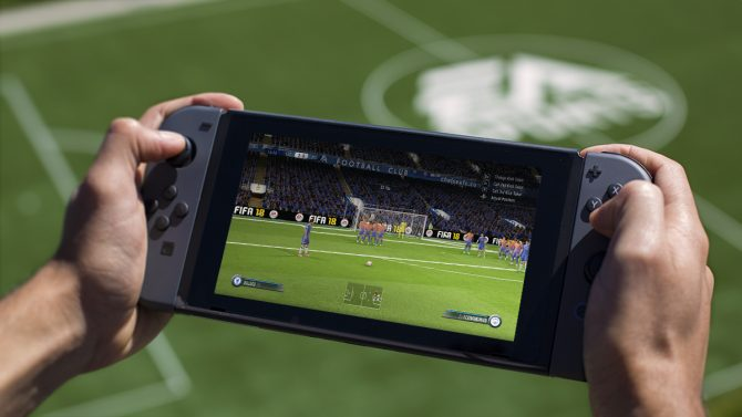 FIFA 18 Nintendo Switch Interview -- Producer Talks Engine, Graphics, Gameplay and Much More
