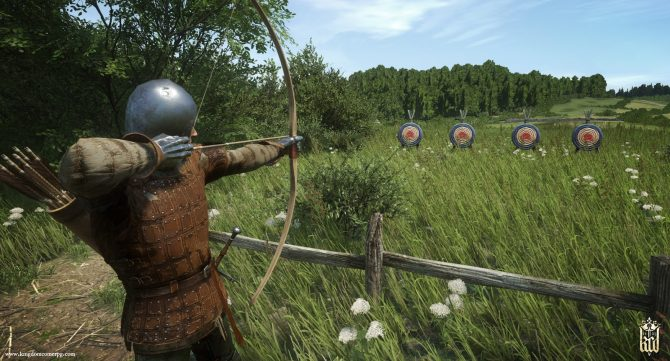 Kingdom Come: Deliverance Preview -- A Realistic Take on the Medieval RPG