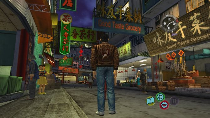 E3 2017 Dreams -- Please Give Me Remasters of the Original Shenmue Games
