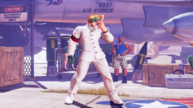 New School Costumes Heading to Street Fighter V June 27th