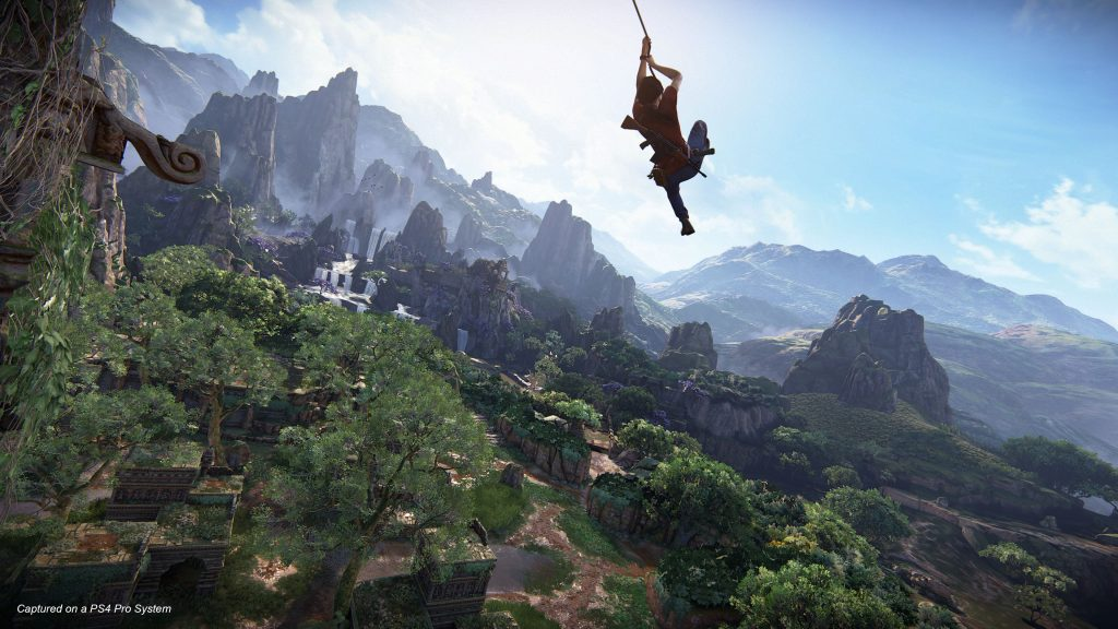 Uncharted: The Lost Legacy Interview -- Director Talks Bringing Back Chloe, Exploration and Much More