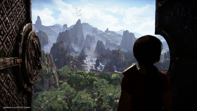 Uncharted: The Lost Legacy Review -- A Delightful but Somewhat Familiar Adventure