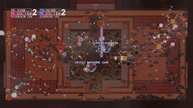 Circuit Breakers Review -- Survive the Robot Horde