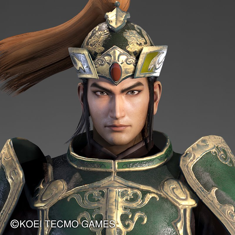 Dynasty Warriors 9 Lets You Play Beardless Liu Bei and Xiahou Dun Without his Eyepatch