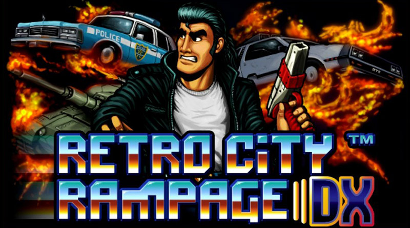 Retro City Rampage DX is Coming to PS Vita in Limited Physical Run