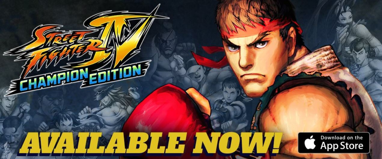 Street Fighter IV: Champion Edition Brings the Fight from