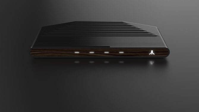 Atari Provides First-Look of its New Console the