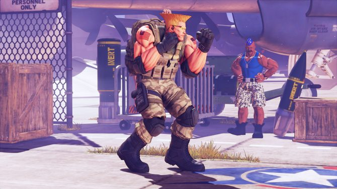 Street Fighter V Celebrates Its Rich History and the Future with New Costumes and Stages