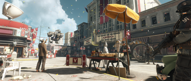 Wolfenstein II: The New Colossus Preview -- BJ Blazkowicz is Back Baby!