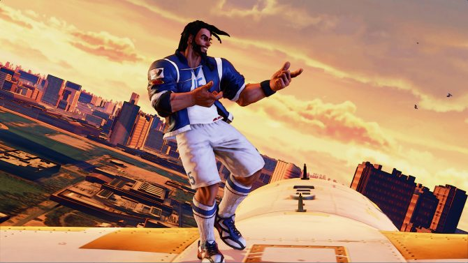Street Fighter V Sport Costumes Coming July 25th