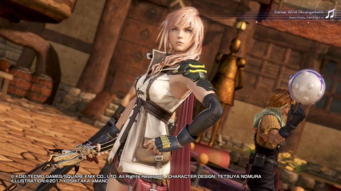 Dissidia Final Fantasy NT Preview -- Strategically Crafted Fun