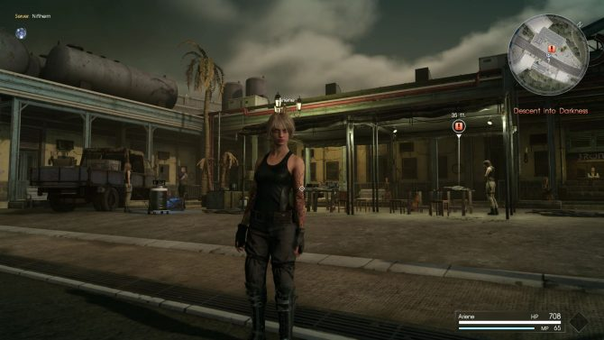 Final Fantasy XV Multiplayer Has Playable Female Characters; Extensive Character Creation Revealed