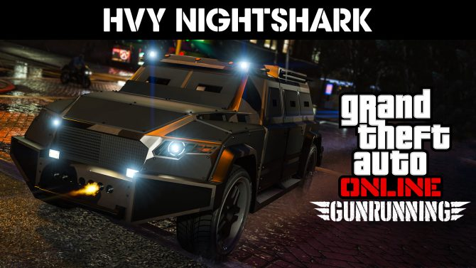 Latest Update for Grand Theft Auto Online Introduces New Adversary Mode