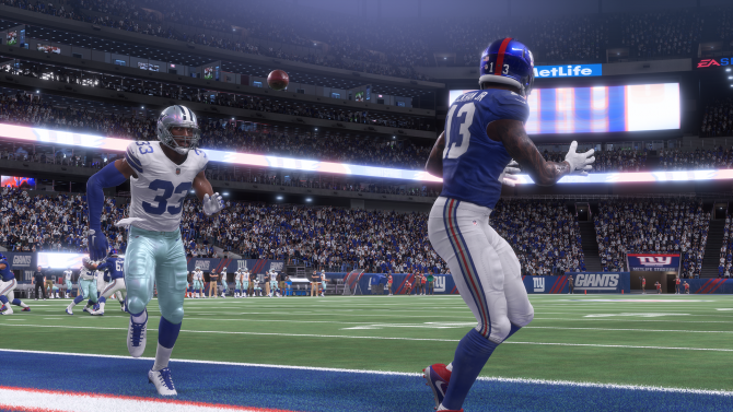 Madden NFL 18 Review -- At the Top of Their Game