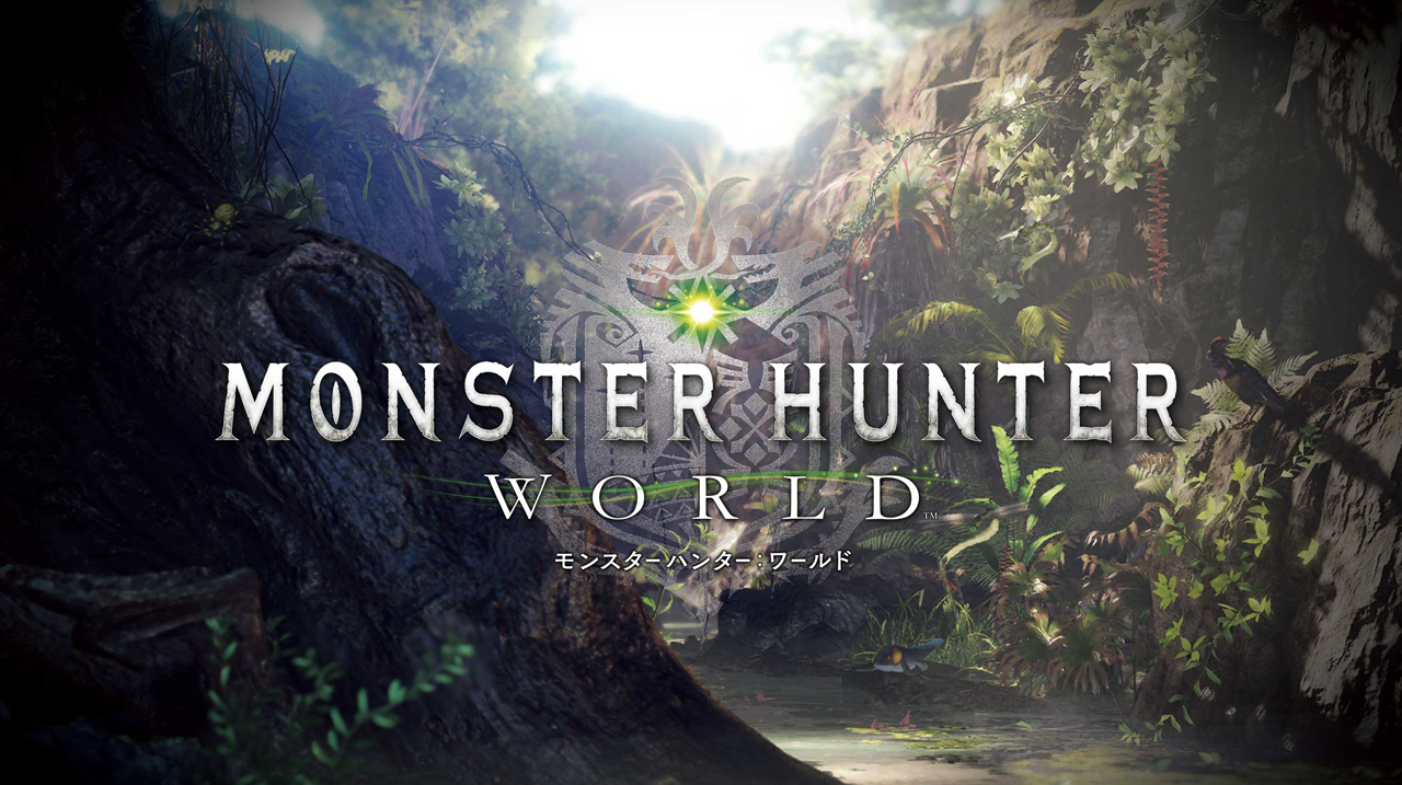 Monster Hunter World Sdcc Panel Finally Gets Direct Feed Video