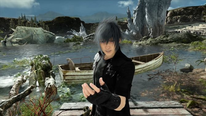 The Big Final Fantasy XV Interview -- Hajime Tabata Talks Tech, Switch, DLC, the Future and Much More