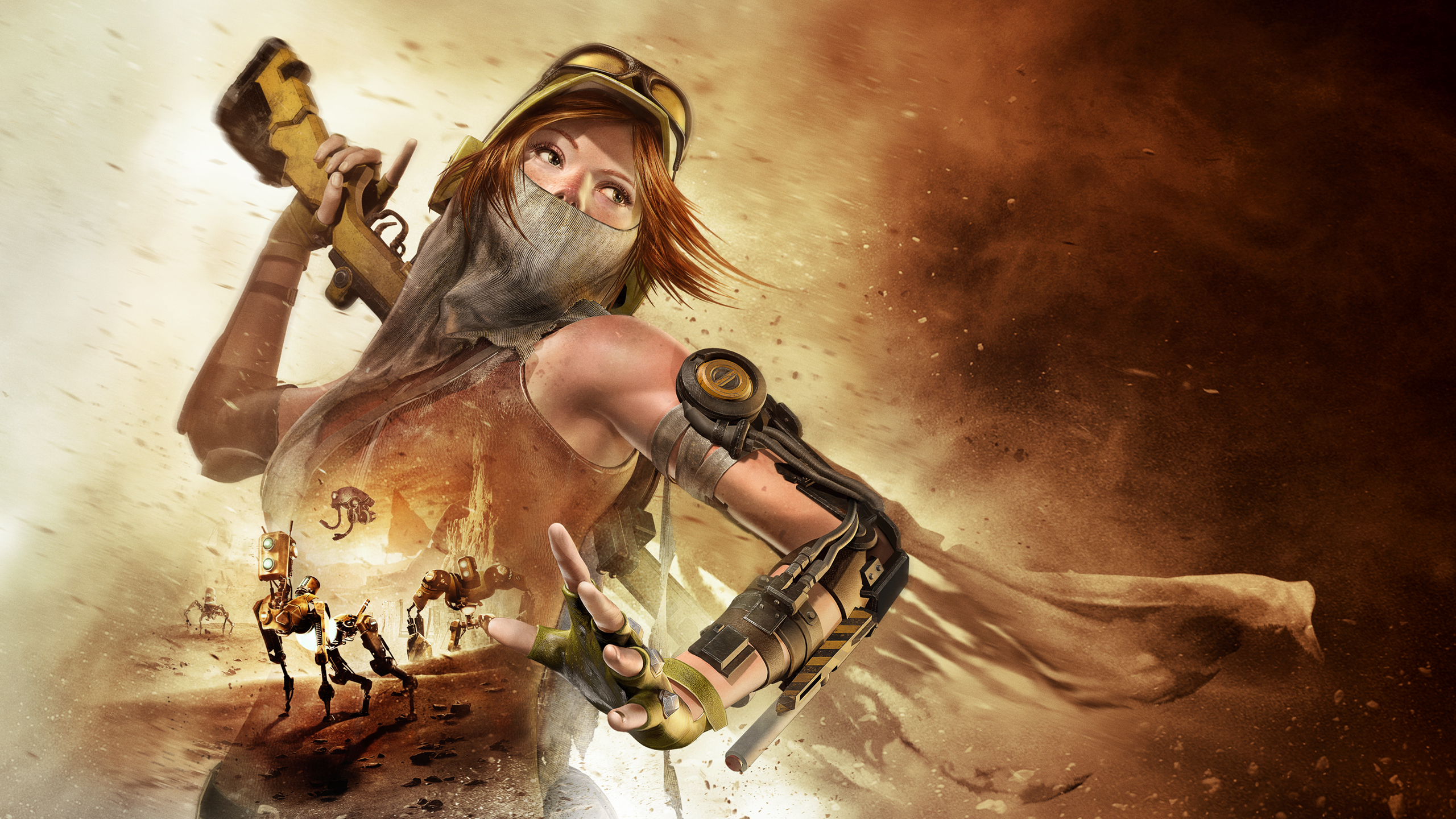 ReCore: Definitive Edition, Fable II and More Are Coming To