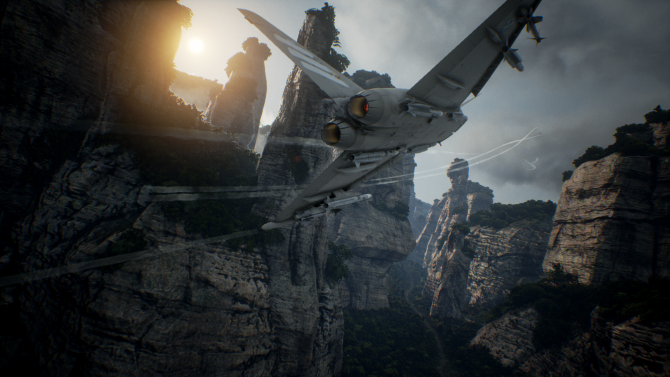 Ace Combat 7: Skies Unknown Preview -- Familiar Skies are the Best Skies