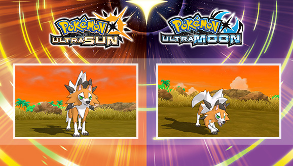 New Lycanroc Dusk Form Coming to Pokémon: Ultra Sun and Ultra Moon