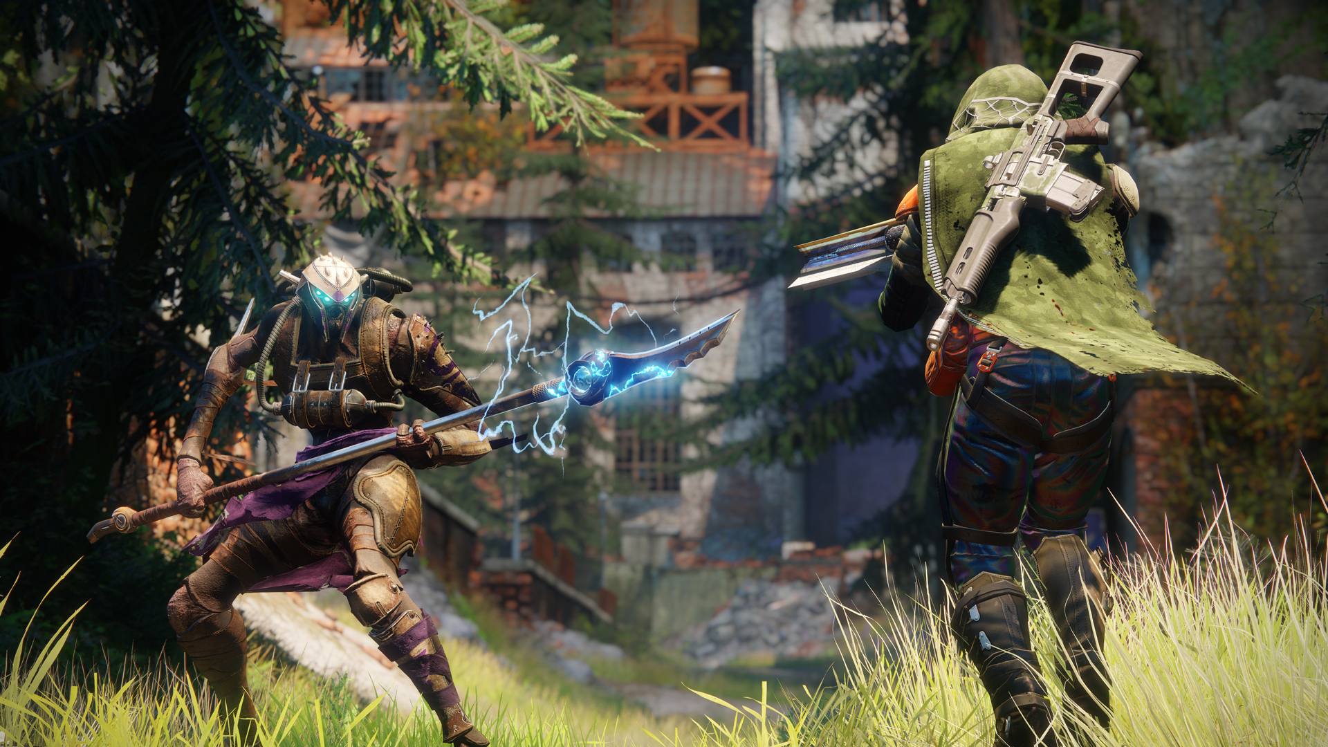 Destiny 2's PC Port Is Drop Dead Gorgeous, Only Lacking in