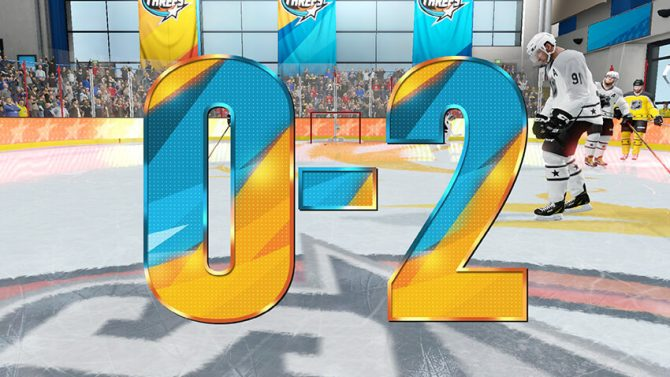 NHL 18 Interview -- Producer Talks Threes Mode, Accessibility, Mascots and More