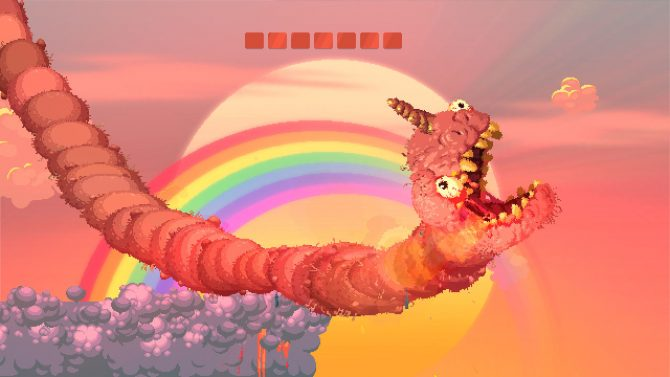 Nidhogg 2 Review -- An Enjoyable Return with a New Coat of Paint