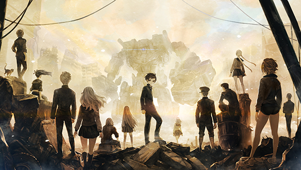 """13 Sentinels: Aegis Rim Pushed Back from 2018 to """"Undecided"""", Vita Version Cancelled"""