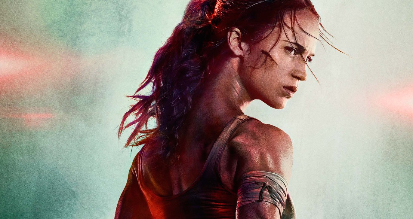 Tomb Raider Film Starring Alicia Vikander Gets First Poster And
