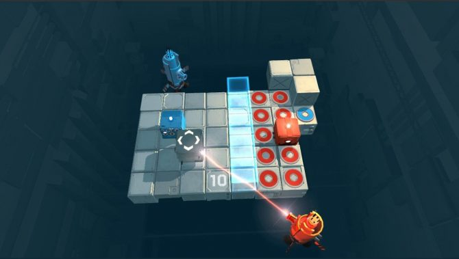 Death Squared Review -- Drop In, Drop Out