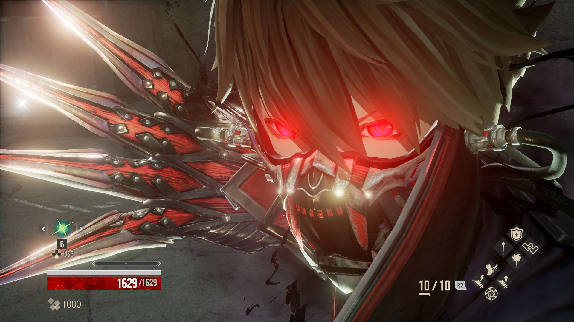 Code Vein Won T Have Easier Difficulty Setting Difference