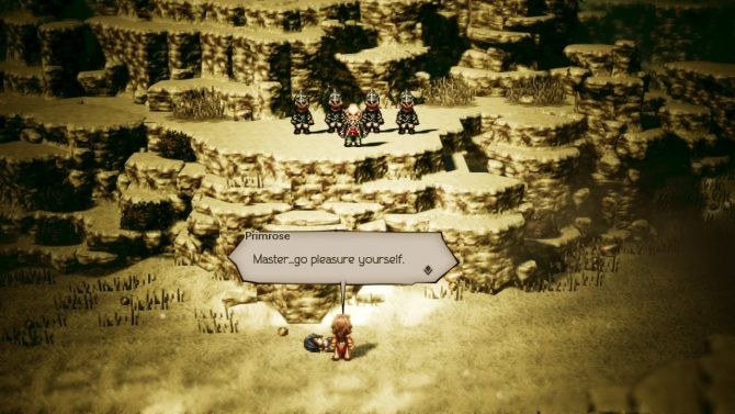 Project Octopath Traveler Preview -- A New Approach to Classic RPGs