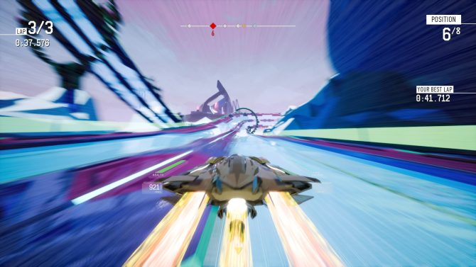 Redout Review -- Gotta Go Fast