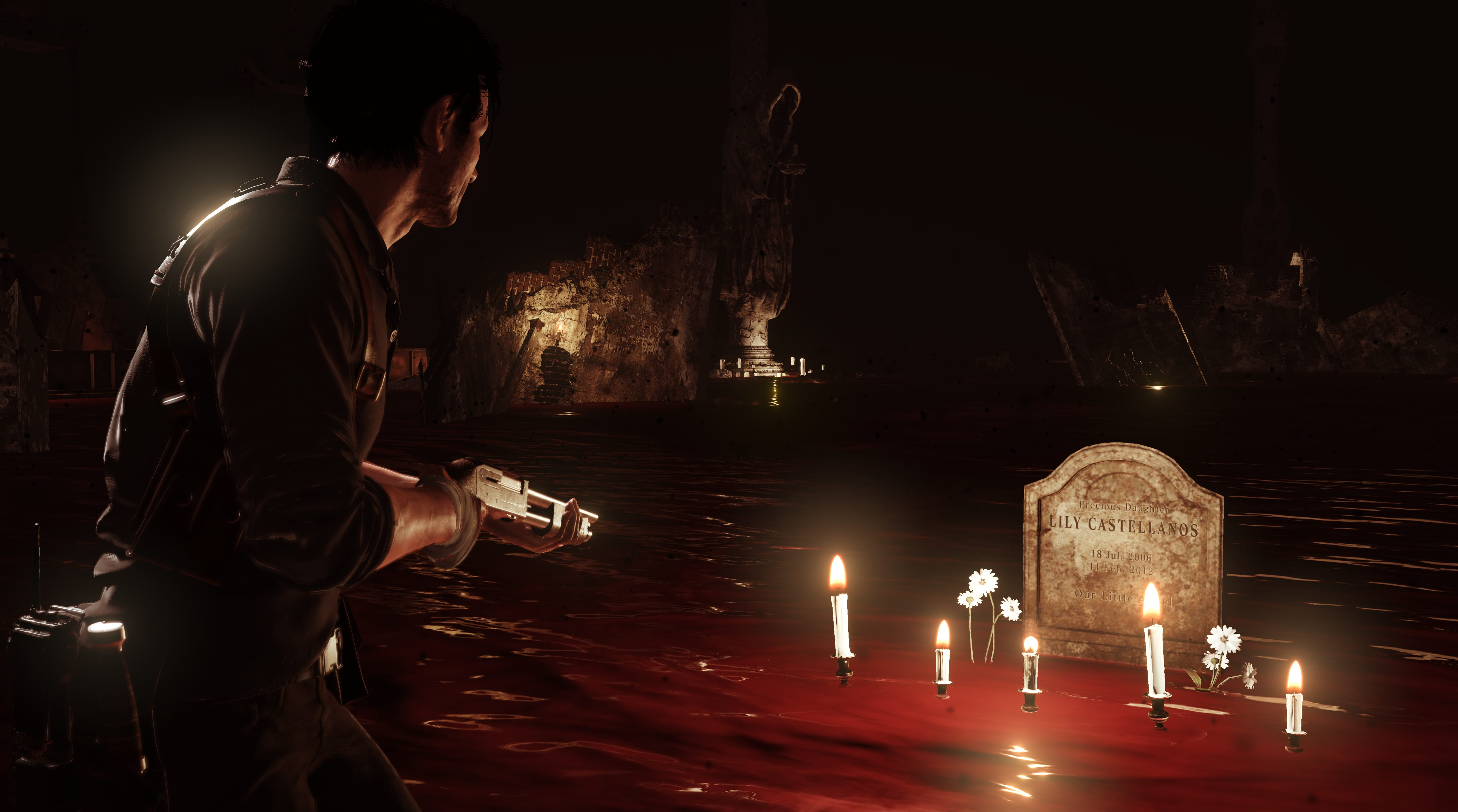 The Evil Within 2 Preview -- A Beautiful Death