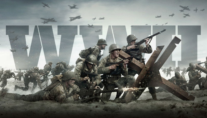 Call of Duty: WWII PC Open Beta Available for Pre-Load on Steam