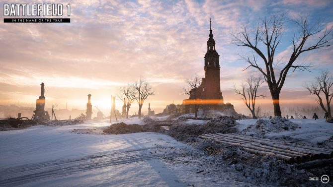 Battlefield 1: In The Name of the Tsar Interview -- Philosophy, Gameplay, Balance and More