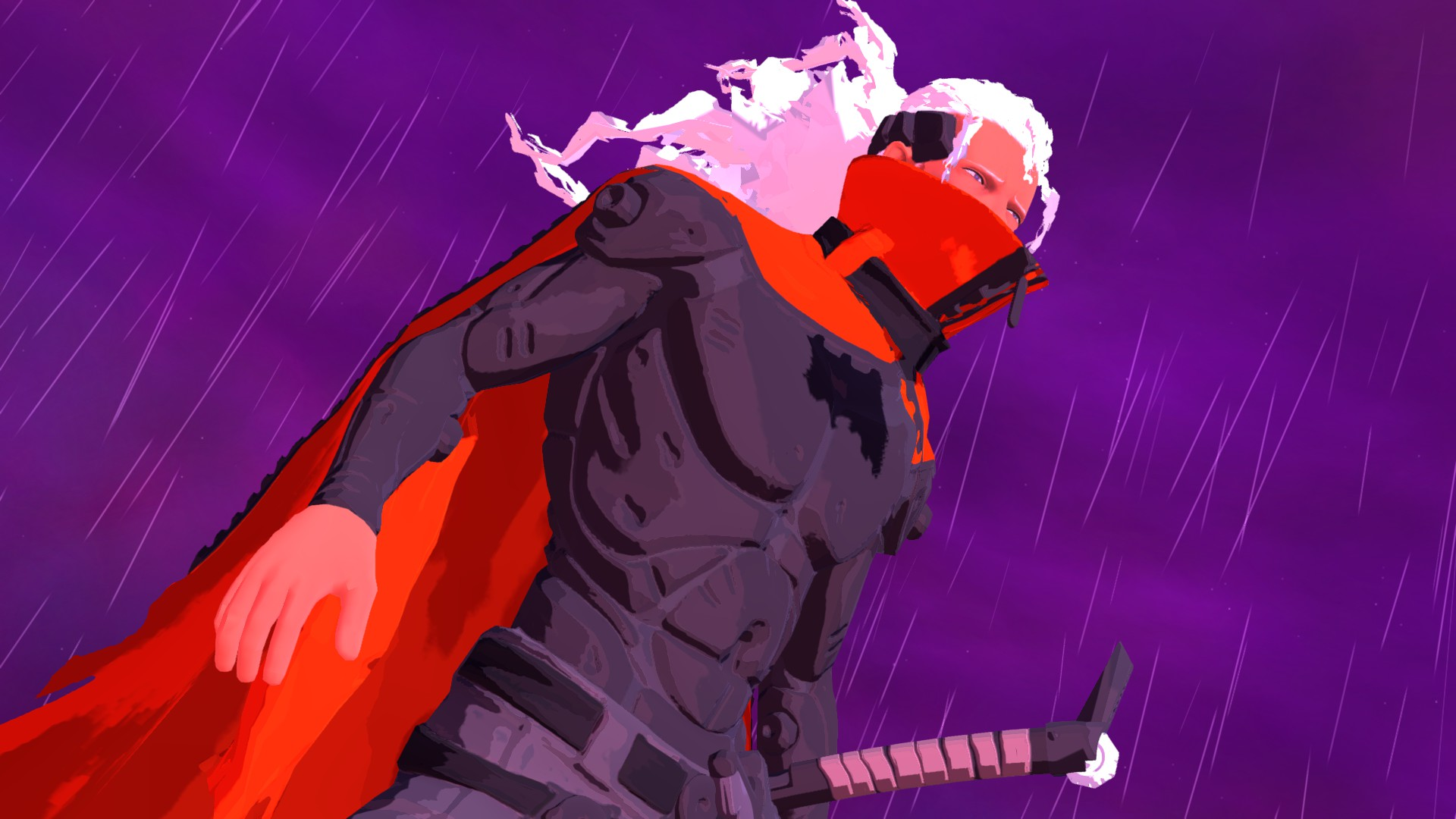 Furi Will Not Get a Sequel, Was Always Meant to be a ...