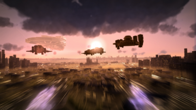 Megaton Rainfall Review — Up, Up, and Away