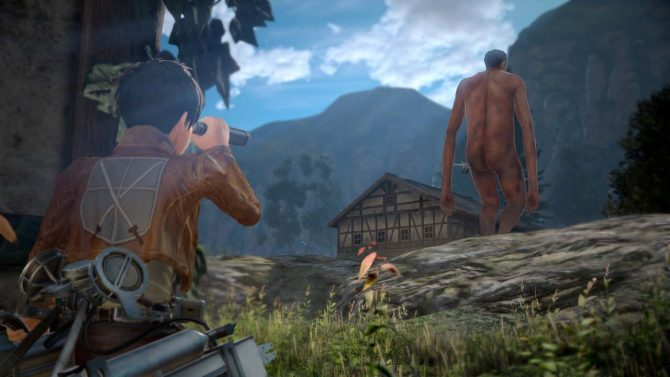 Attack on Titan 2 Gets New Screenshots Showing More Aggressive Titans and New Options
