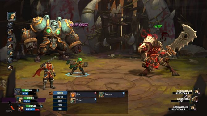 Battle Chasers: Nightwar Review -- A Long Time Coming