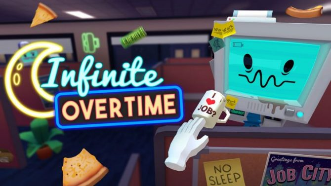 Vr Games Job Simulator >> Job Simulator Receives Free Update Infinite Overtime Available Now